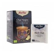 Yogi tea chai negro bolsitas