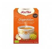 Yogi tea infusion digestion 17 bolsitas
