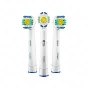 Cepillo dental electrico recargable - oral-b 3d white eb18prb (recambio 3 unidades)