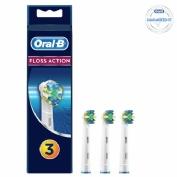 Cepillo dental electrico - oral-b floss action eb25rb (recambio 3 unidades)