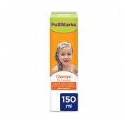 Fullmarks champu post- tratamiento pediculicida (1 envase 150 ml)
