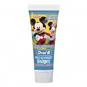 Oral-b cars pasta dental infantil (1 envase 75 ml)