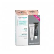 Remescar programa corrector contorno de ojos - bolsas y ojeras + reparador noche (2 x 8 ml)