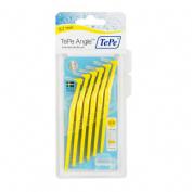 Cepillo interdental tepe angle 0.7 mm amarillo