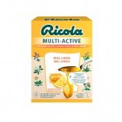 Ricola multi-activ (1 envase 51 g sabor miel limon)