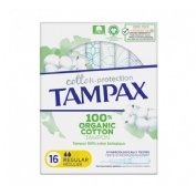 Tampax cotton protection (regular 16 u)