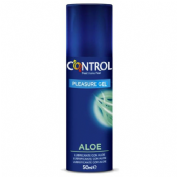 Control pleasure gel aloe - lubricante (50 ml)