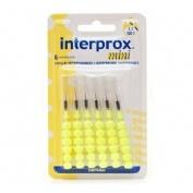 Cepillo espacio interproximal - interprox (mini 6 u)