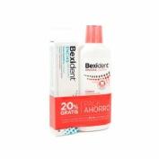Bexident encias tratamiento coadyuvante - clorhexidina 0,12% (colutorio 500 ml)