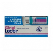 Gingilacer encias delicadas pasta dentifrica (1 tubo 125 ml)