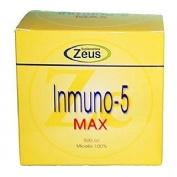 Inmuno 5 max 7 sobres x 7 gr