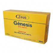 Genesis dha 1000tg omega 3 120 cap zeus