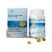 Eye-q (500 mg 60 capsulas) + REGALO After sun 100ml