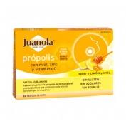 Juanola propolis pastillas limon miel (24 pastillas)