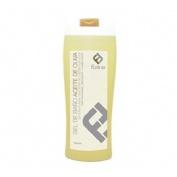 Farline gel de baño aceite de oliva (1 envase 750 ml)