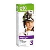 Otc antipiojos spray repelente de piojos - antipiojos (1 spray 125 ml)