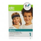 Otc antipiojos pack permetrina 1.5% (locion y champu)