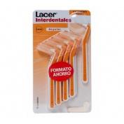 Cepillo interdental - lacer (angular extrafino suave 10 unidades)