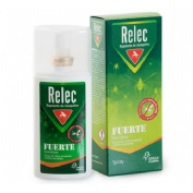 Relec fuerte sensitive spray repelente mosquitos (75 ml)