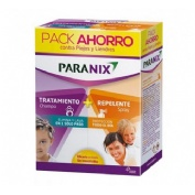 Paranix pack duo champu y protec (200 ml + 100 ml)