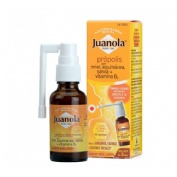 Juanola propolis pulverizador bucal (30 ml)