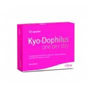 Kyo-dophilus one per day (15 capsulas) + REGALO OlioVita Balm de 10 ml