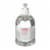 Gel hidroalcoholico - acofar (1 frasco 500 ml)