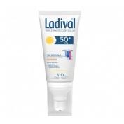 Ladival facial piel sensible con color fps 50+ (1 envase 50 ml)