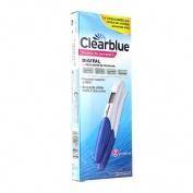 Clearblue prueba digital test de embarazo - indicador en semanas (2 pruebas)