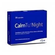 Calmtu night (30 capsulas) + REGALOAfter sun 100ml