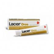 Lacer oros accion integral pasta dentifrica (125 ml)