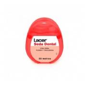 Lacer seda dental (1 envase 50 m)