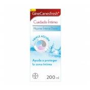 Ginecanesfresh higiene intima diaria (1 envase 200 ml)