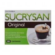 Sucrysan - aspartamo (300 comprimidos)