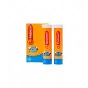Redoxon extra defensas vitamina c + zinc (30 comprimidos efervescentes sabor naranja)