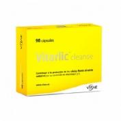 Vitarlic 105 cleanse (90 capsulas) + REGALO OlioVita Balm de 10 ml