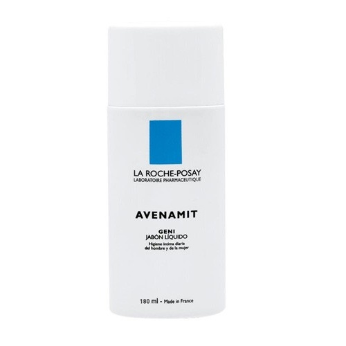 Avenamit lipikar geni gel sin jabon (195 ml frasco)