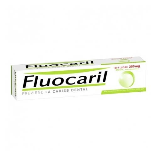 Fluocaril bi-fluore 250 dentifrico (1 envase 125 ml)