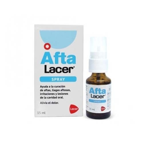 Afta lacer spray (15 ml)