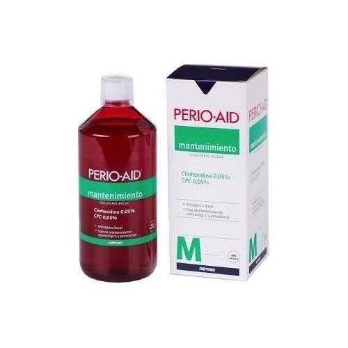 Perio aid 0.05 mantenimiento y control (1 envase 1000 ml)