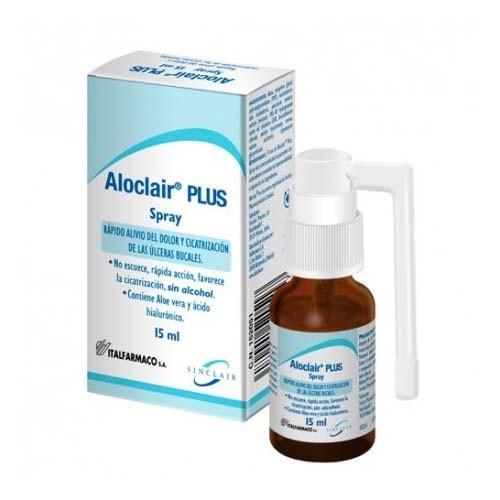 Aloclair plus spray (15 ml)