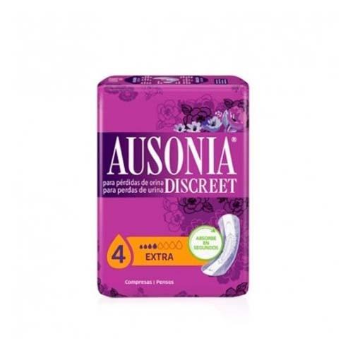 Absorb inc orina muy ligera - ausonia discreet (extra 20 u)