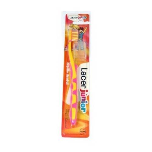 Cepillo dental infantil - lacer junior (1 unidad)