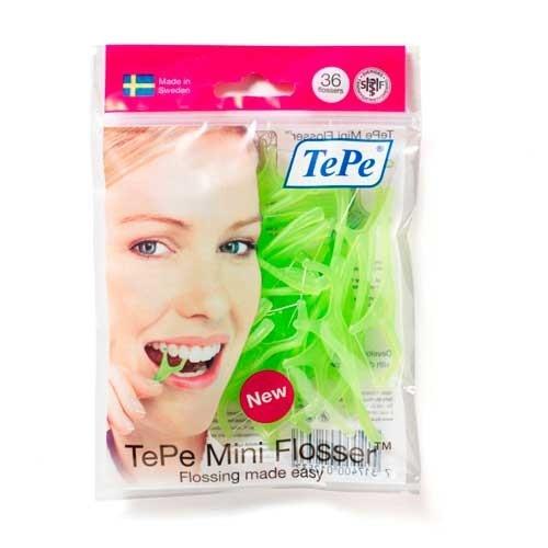 Tepe miniflosser seda dental 24 u