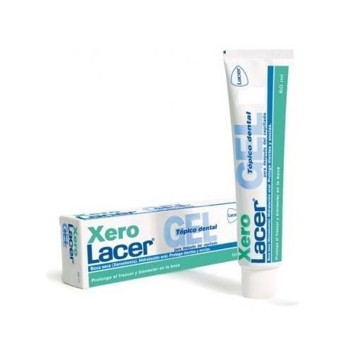 Xerolacer gel topico (1 envase 50 ml)