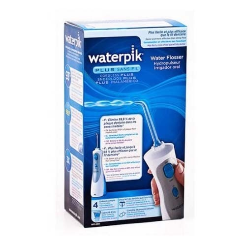 Irrigador bucal inalambrico - waterpik cordless ultra wp-450