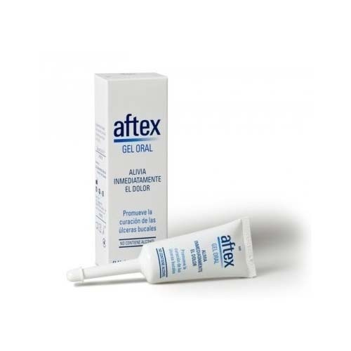 Aftex gel oral (15 ml)