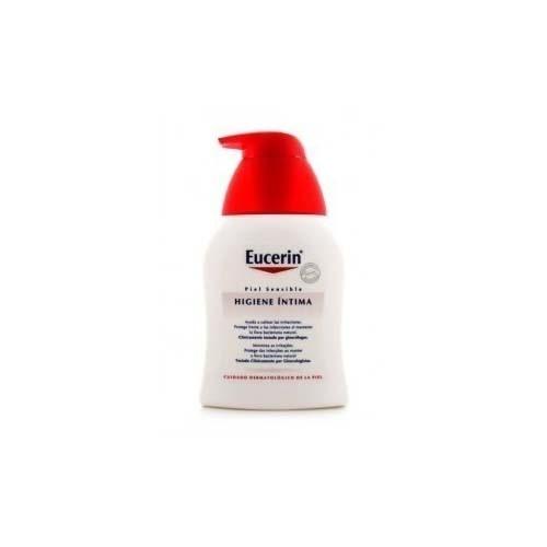 Eucerin piel sensible higiene intima (1 envase 250 ml)