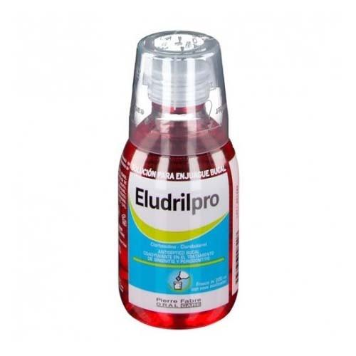 Eludrilpro solucion para enjuague bucal - clorhexidina (200 ml)