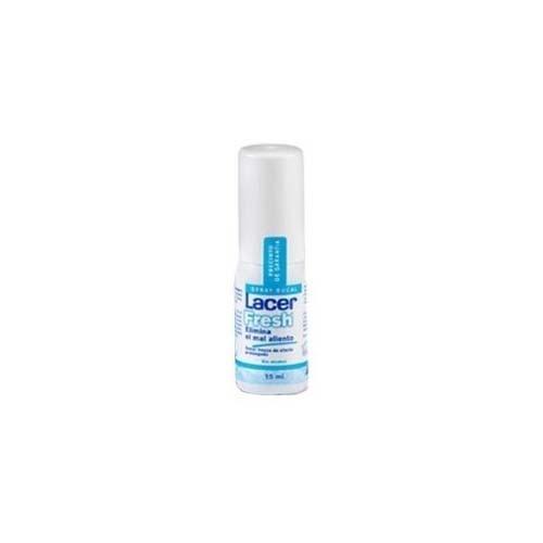 Lacer fresh frescor prolongado spray bucal (1 envase 15 ml)